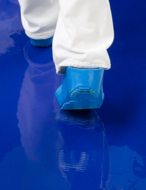 Tappeti decontaminanti adesivi
