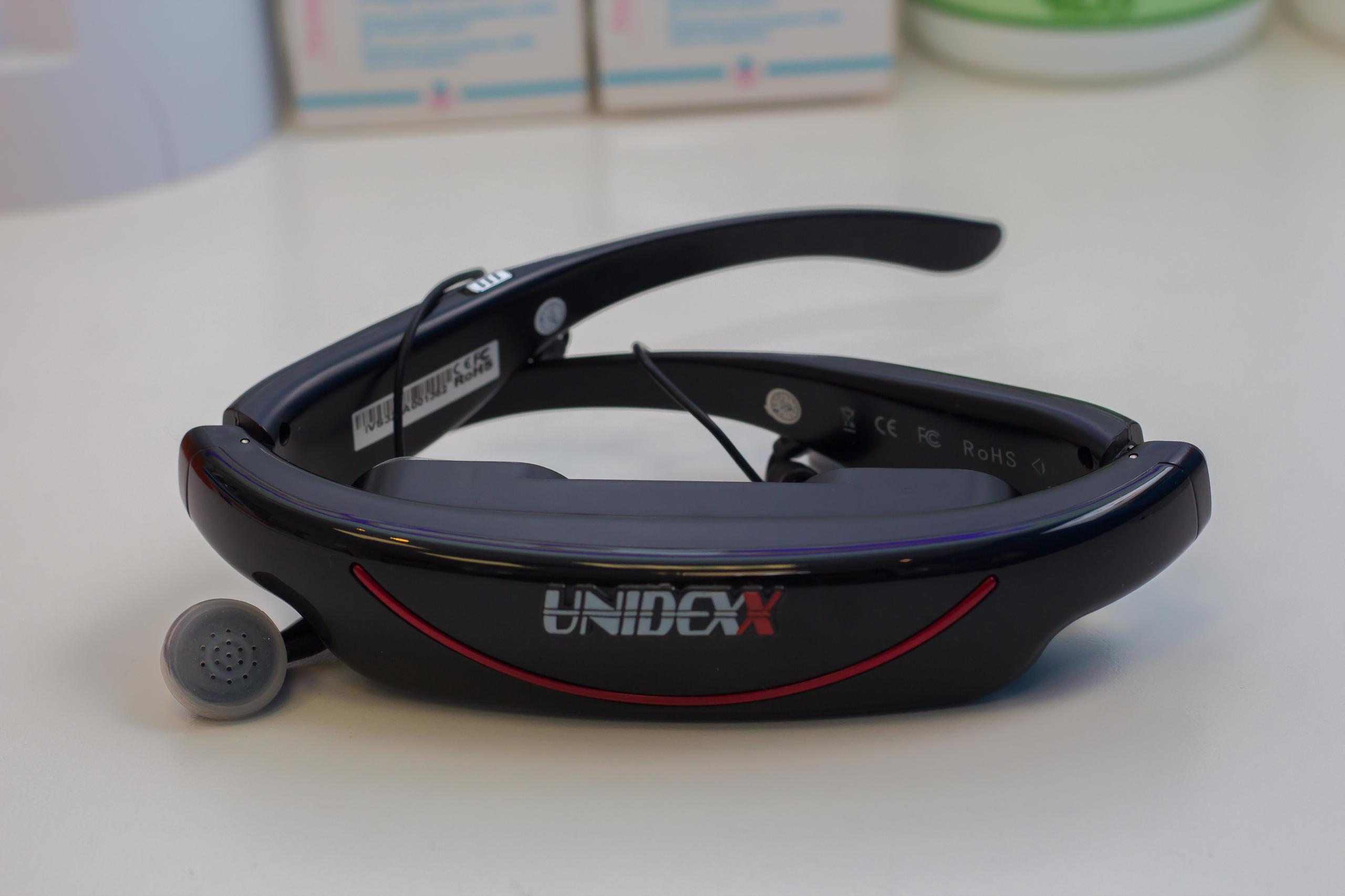 Video-occhiali rilassanti Unidexx clinica del benessere dentale