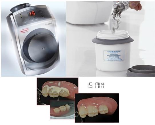 protesi senza flangia gengivale