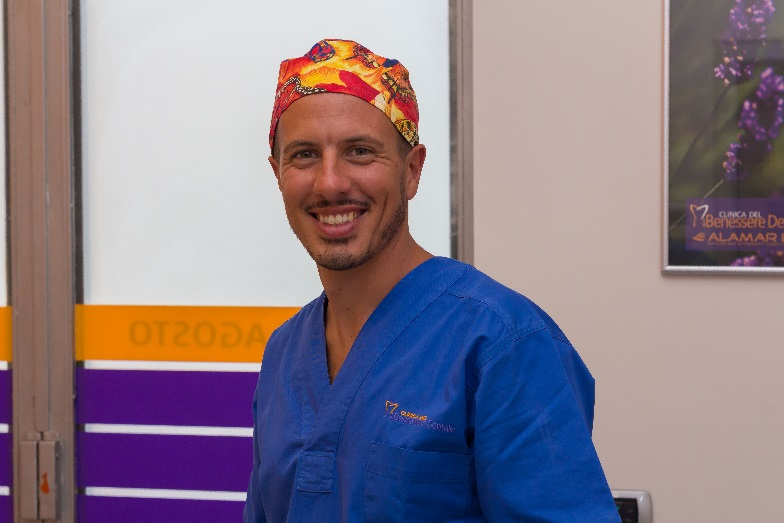 Dott. Fulvio Fornì, odontoiatra parodontologo