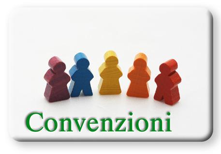 convenzioni e finanziamenti