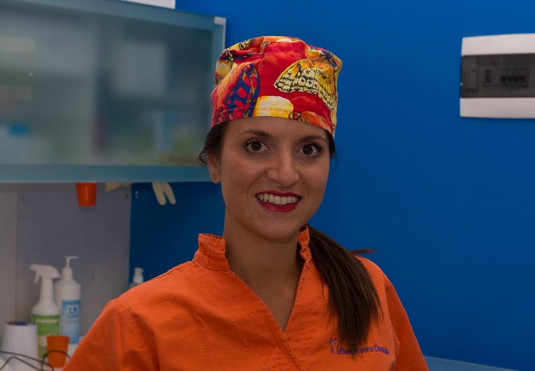 Roberta, assistente di studio odontoiatrico