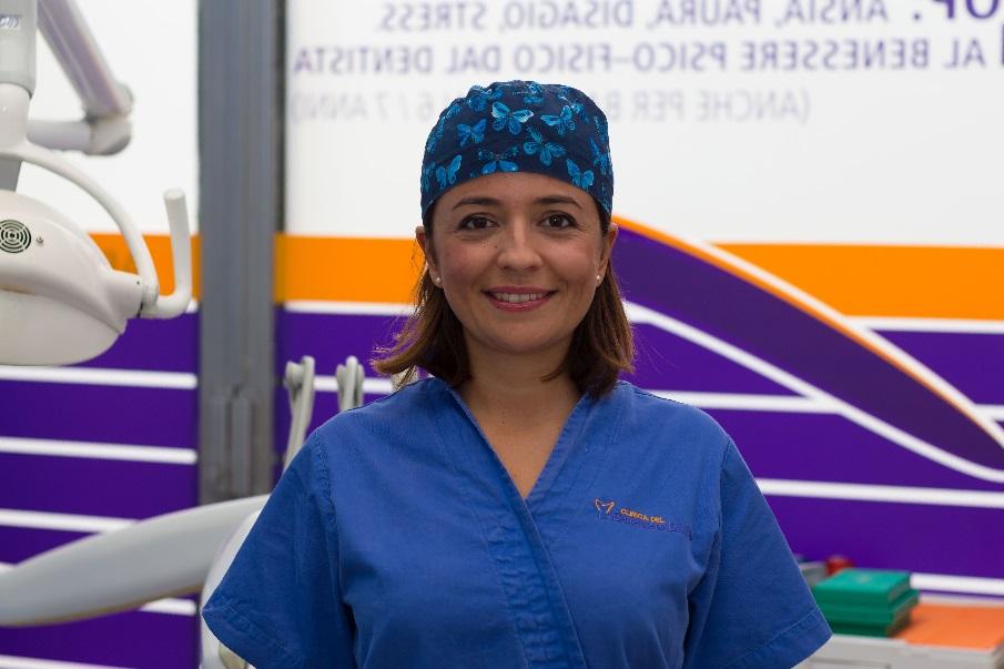 Dott.ssa Valentina Nalersi, protesista e pedodonzista (dentista per bambini)
