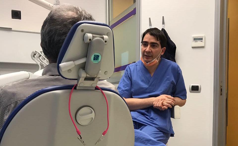 Prima visita specialistica con il Dott. Piacenza