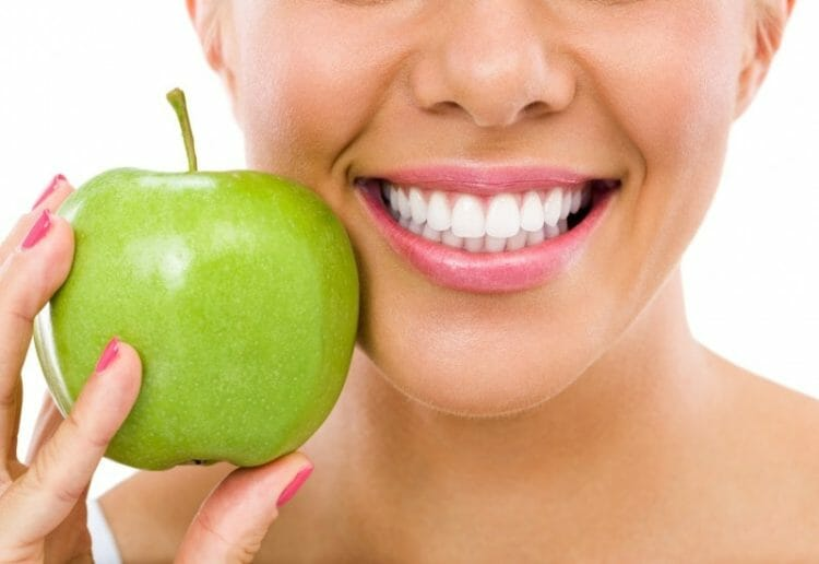 La dieta per la salute dei denti